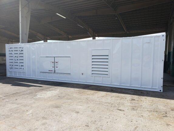 2000 kW Cummins Power Module
