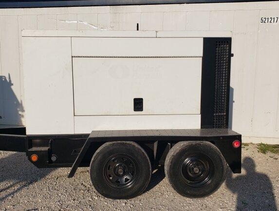 Doosan G80 (67kW) Diesel Portable Generator