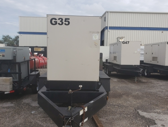 Taylor Power Systems-200kW Portable Diesel Generator