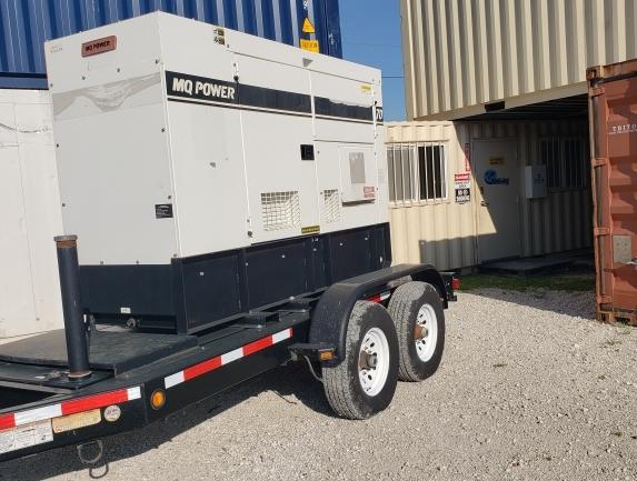 2013 Multiquip 70 kVA (56kW) DCA70SSJU4I